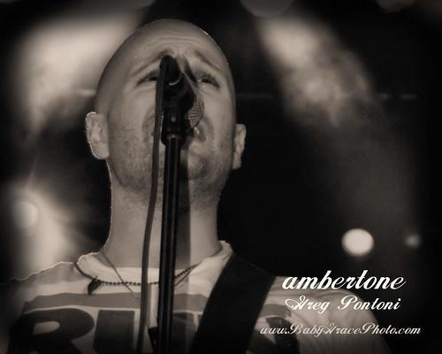 Greg Pontoni ~ Ambertone