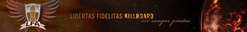 LFA Killboard Masthead