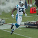 Thomas Davis - player introductions