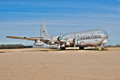 "boeing kc-97g stratotanker (Matt ""Linus"" Ottosen) Tags: arizona museum airplane nikon raw tucson space aviation air pima single boeing hdr kc97 d90 pimaairspacemuseum photomatix stratotanker pasm singleraw"