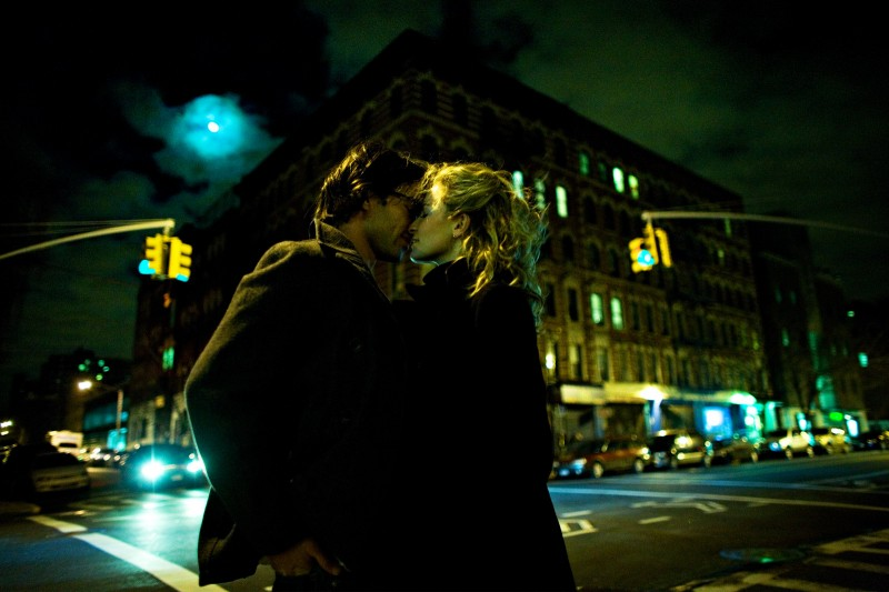 Midnight Kiss, Avenue C by Chris Bickford