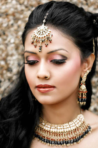 Asian Bridal Make-Up (Set)