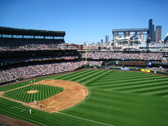 Safeco Field, August 16, 2009 (Airworks Photos, Abbotsford BC) Tags: seattle mariners safeco yankees