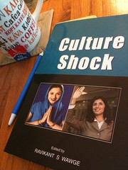 Culture Shock - I'm Published!