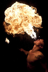 0805_18 (- MB Photo -) Tags: paris nature night de fire fireworks juice spirit firework gas notredame cathdrale stuff oil essence petrol gasoline flamme nuit vr feu marrow spitting pith 18105 flammes d90 cracheurdefeu cracheur carburant spittingfire saltimbanque giste fireblowers ssence