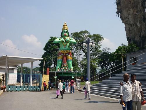 altro tempio vicino alle Batu Caves