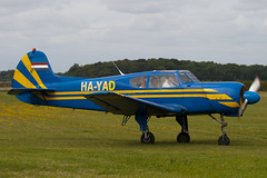 HA-YAD - 22202054812 - Private - Yakovlev Yak-18T (Yak-18) - Little Gransden - 090830 - Steven Gray - IMG_1565