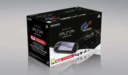 GT PSP Bundle Box