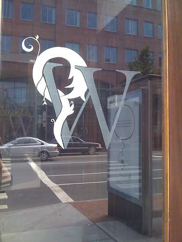WILG Logo on Door