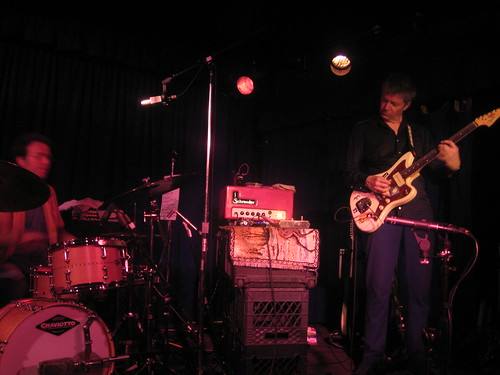Nels Cline Singers, Cafe du Nord, Sept. 2-3, 2009