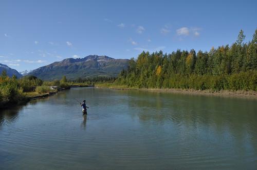 Sean Fishing