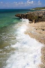 Kuroshima Island (Teruhide Tomori) Tags: ocean travel blue sea summer beach nature japan landscape island okinawa reef seashore onde deepblue naturescene   ultimateshot