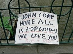 John come home