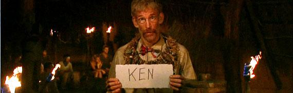 Survivor Ken Bob