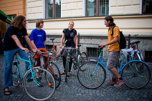 Pardubice Cyclists