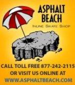Asphalt Beach