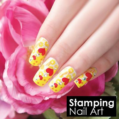 nail art at home. Easy DIY Nail Art at Home :)
