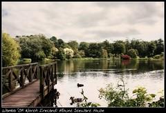 Mount Stewart House (~ Wamba ~  - [Lost & Busy]) Tags: travel ireland canon landscape dream viaggi paesaggi viaggio irlanda favola mountstewarthouse 450d irlanda09