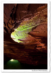 Sea Cave (Ian Plant Nature Photography) Tags: sea lake plant nature wisconsin ian photography islands superior cave apostle