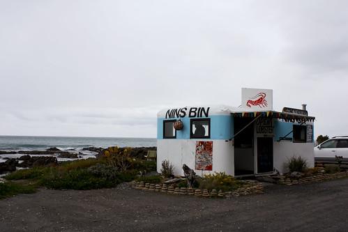 Nins Bin, Kaikoura