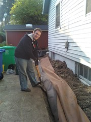 Scott, ditch digger