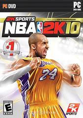 NBA 2K10英文版下载+My Player模式流程+菜单中英对照 | 爱软客