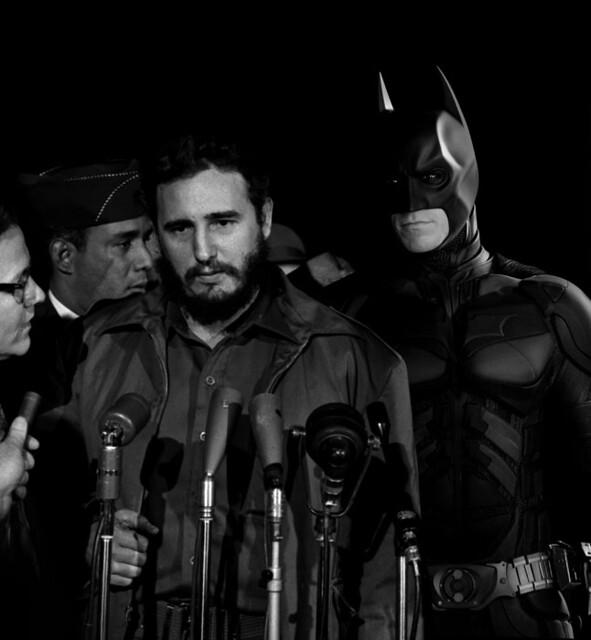 Superhero History