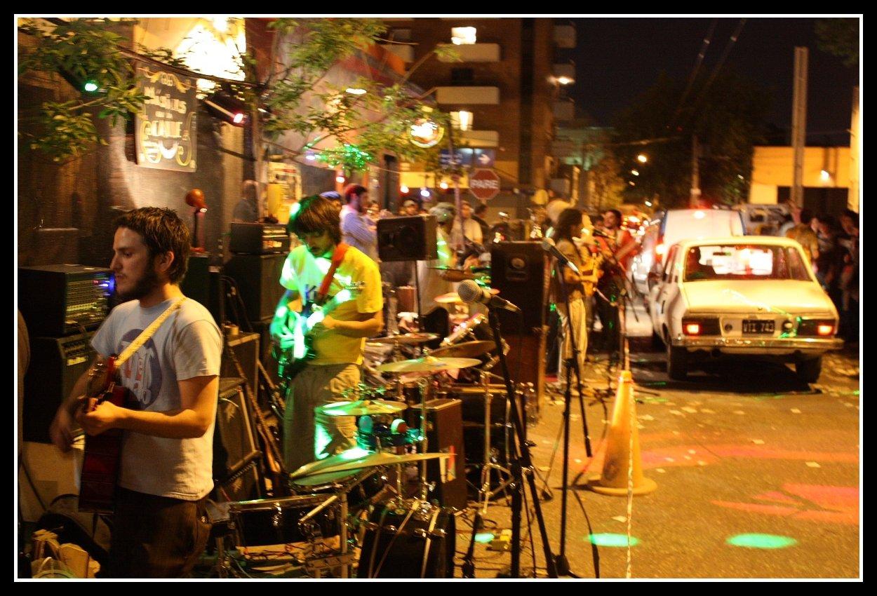 Musicos en la calle 2