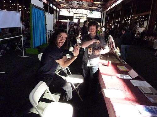 APE 2009 - Frank Santoro & Jon Vermilyea