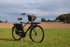 PA211320WorkCycles Kruisframe (macfred64) Tags: bicycle fahrrad carradice kruisframe workcyclesnl lepperlounger