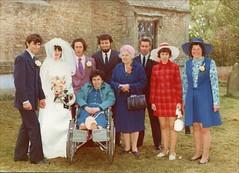 Linda's wedding