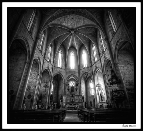 Iglesia de montblanc