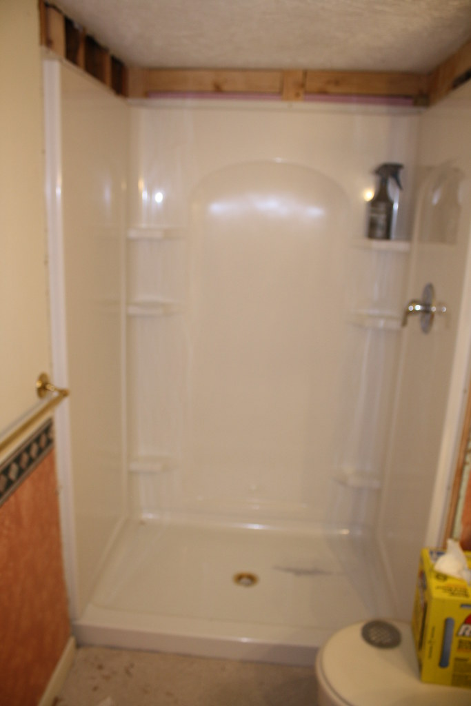 Shower Replacement Project - 32