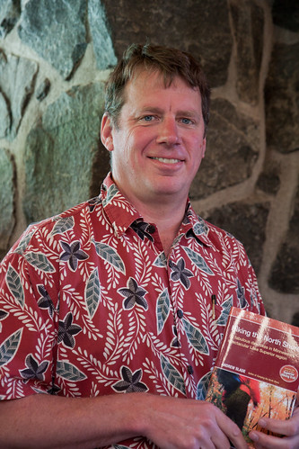 Andrew Slade, Author of Hiking the North Shore