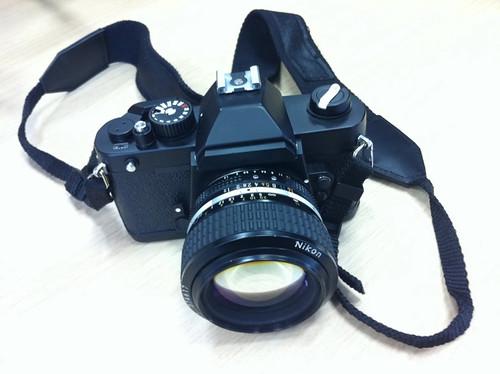 Mi primera cámara analógica class=
