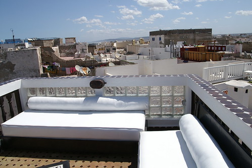 VIEWS ON OCEAN FROM RIAD BAB ESSAOUIRA by Coolest Riads Marrakech