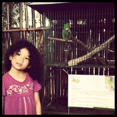 With bayan @ mini zoo