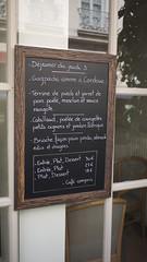 Djuner du Jour (sickchangeup) Tags: fontainebleau croquembouche