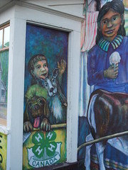 Sussex mural