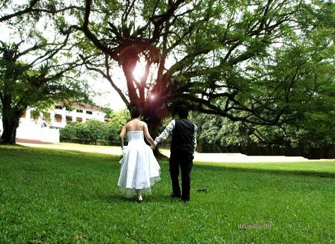 Championwebdesign01 issue outdoor wedding in Florida Country Formal