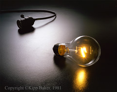 The Big Idea - Light Bulb & Socket