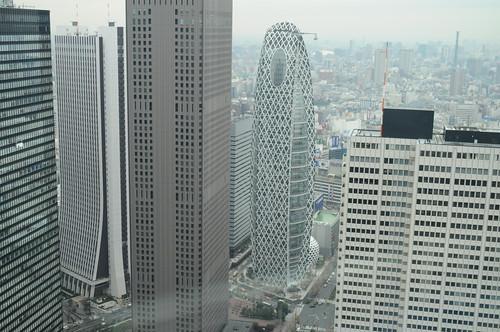 Tokyo Metropolitan Government Building  Observation deck 東京都廳舍