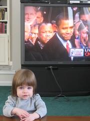 Obama, baby!