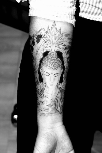 Starasian Tattoo Art - Tony Budha 3