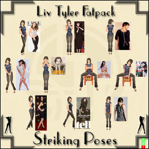 Liv Tyler Fatpack