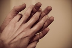 Four (insatiable73) Tags: me four nice hands you sweet live touch fingers 365 simple gentle insatiable73