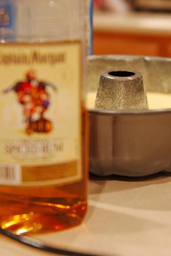 captain morgan mit glas