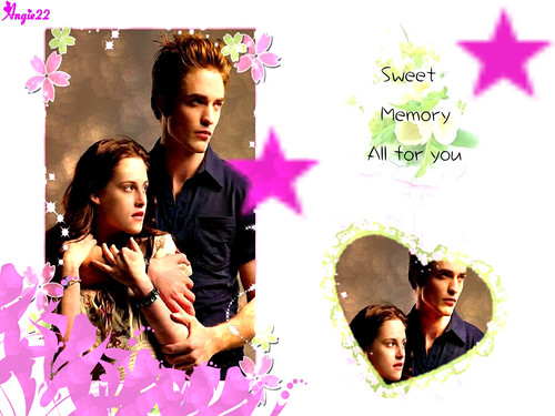 edward and bella wallpapers. Edward amp; Bella Wallpaper