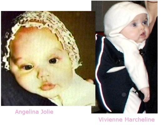 Angelina Jolie Vivienne Knox