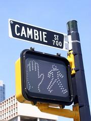 Cambie Stop Walk